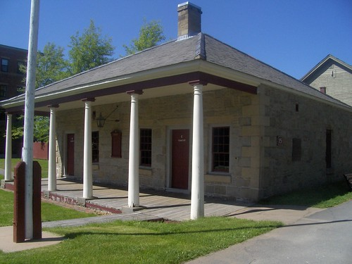 Old Guard House, Barracks