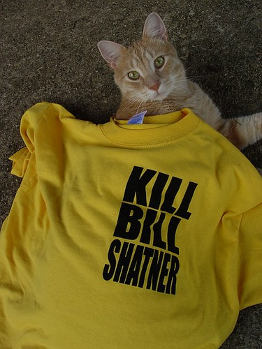 KILL BILL Shatner