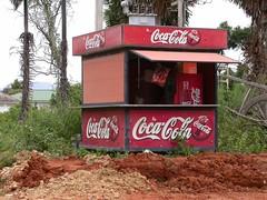 Coke Stand #2
