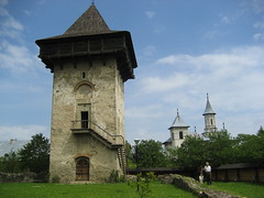 Humor monastery tower #2
