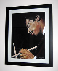 Tony Williams Portrait