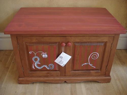 Swankety Swank Showcase: Snake Cabinet
