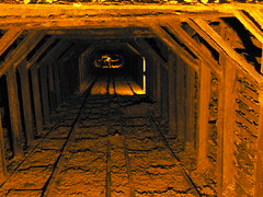Empire Mine Shaft