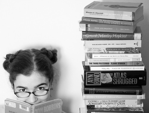 Day 14 - Visual Representation of a Reading List