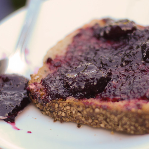 Cherry-Vanilla jam
