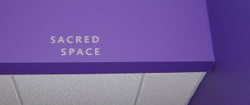 Hallway to Sacred Space