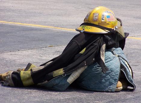 Fireman's Gear