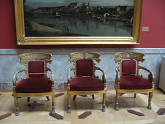 Chairs, The Hermitage.