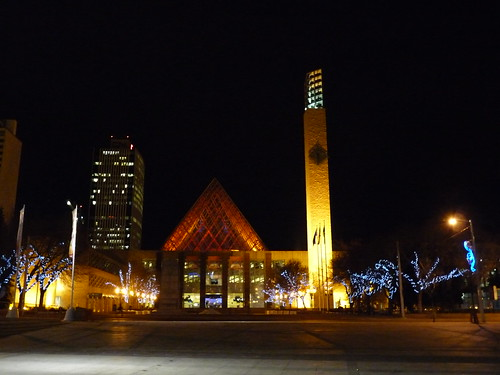 City Hall at Night