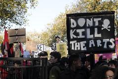 London Protest 2010