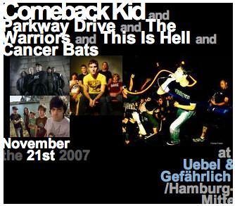 Comeback Kid & Co.