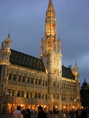 Hotel de Ville, Brussels