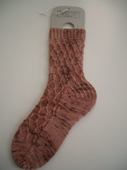 Snicket sock #1