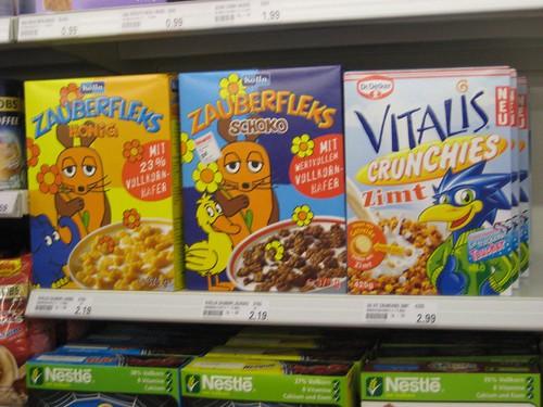 Zauberfleks cereal