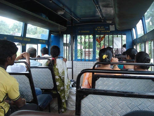 goa local bus