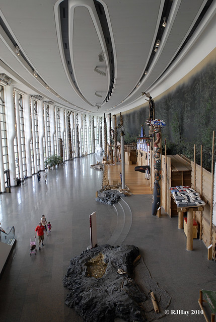 Grand Hall - Museum of Civilization