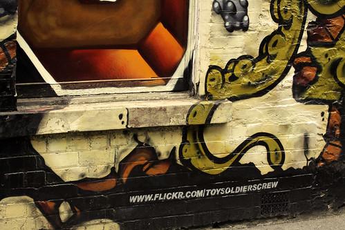 Window-Art on Anster Street, Adelaide CBD