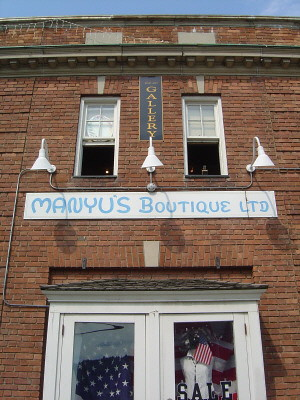 Manyu's Boutique Ltd.