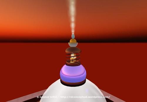 Buddhist Stupa 005