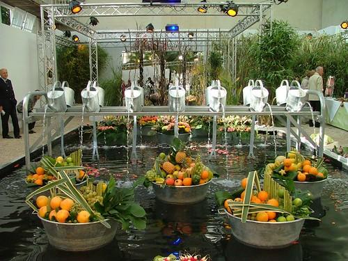 Fantaisies végétales et gourmandes