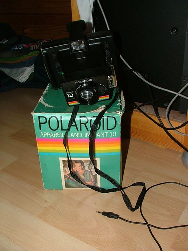 Polaroid Apparel Land Instant 10