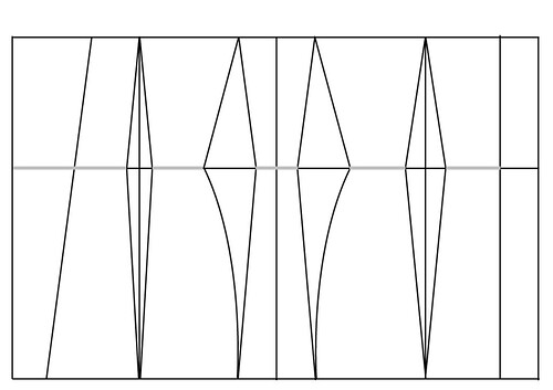 Underbust corset pattern - 20