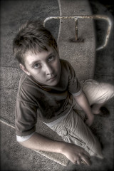 The Lost Sons, HDR of My son