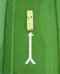 Doorbell on Van Dyke Street