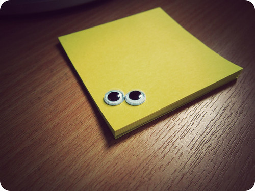 Post-it by Balakov