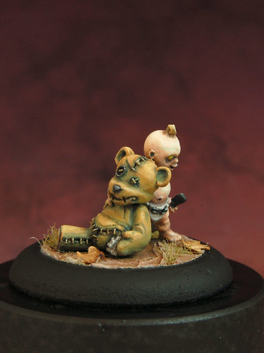 Baby Kade's Bear