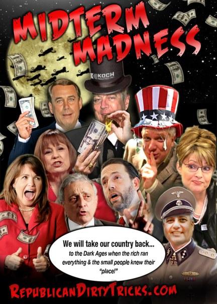 Republican Midterm Madness Image