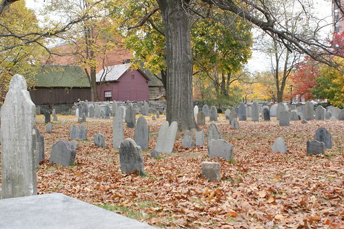 Oldest  Cemetary in Salem