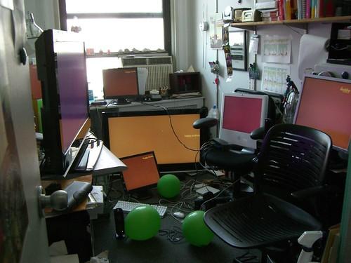 Happy Birthday: Charlie's Office