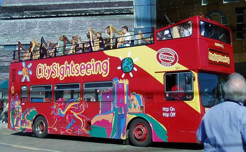 070711 Harps on a bus.jpg