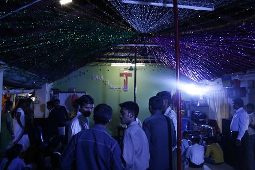 Bangalore evening church
