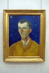Paris - Musée d'Orsay: Van Gogh's Eugéne Boch