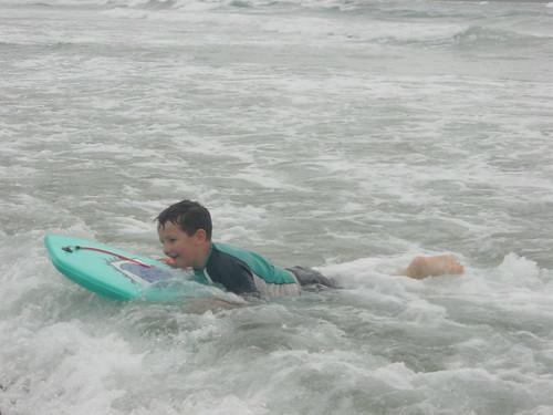David boogie boarding