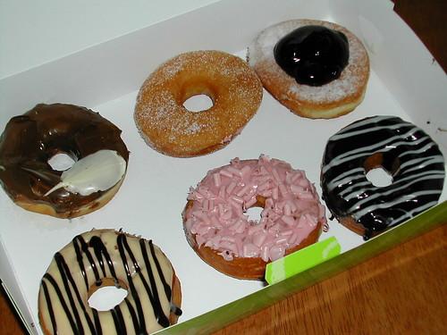 Donuts, Donuts, Donuts.....