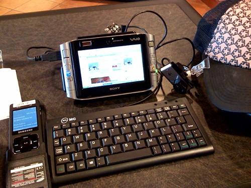 Wearable video test over EVDO