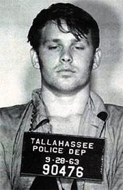 Jim Morrison Tallahassee Police Dept. 9-20-63 ...