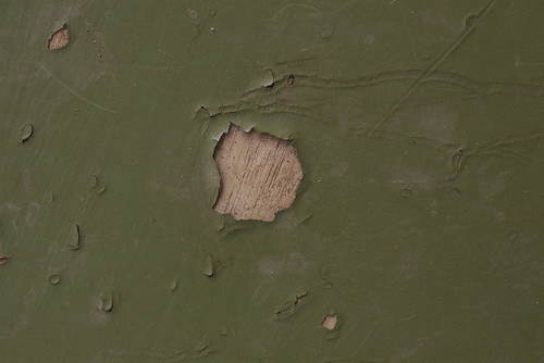 Chipping Paint