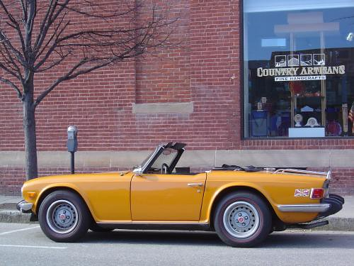Top down for spring