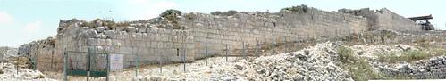 Byzantine fortress