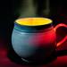En köpp varm te värmer din kröpp.