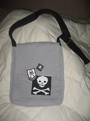 Pirate Computer Bag