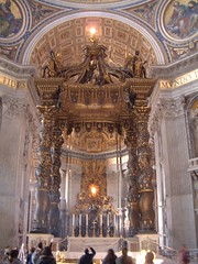 St Peter's Basillica , Rome by James Mans