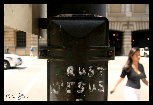 Trust Turns To Rust