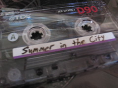 summer in the city mixtape
