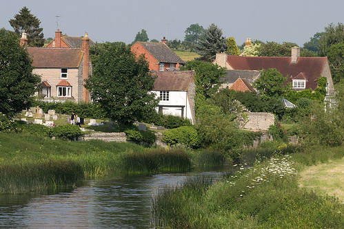 Bidford on Avon by recursion on Flickr ( Click image)