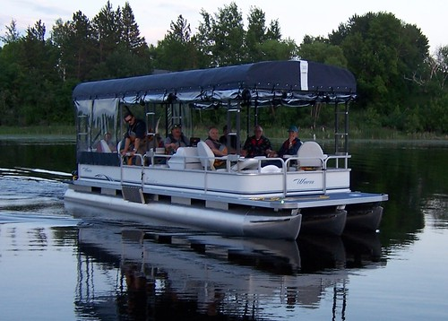 LGF with Seniors Pontoon.jpg